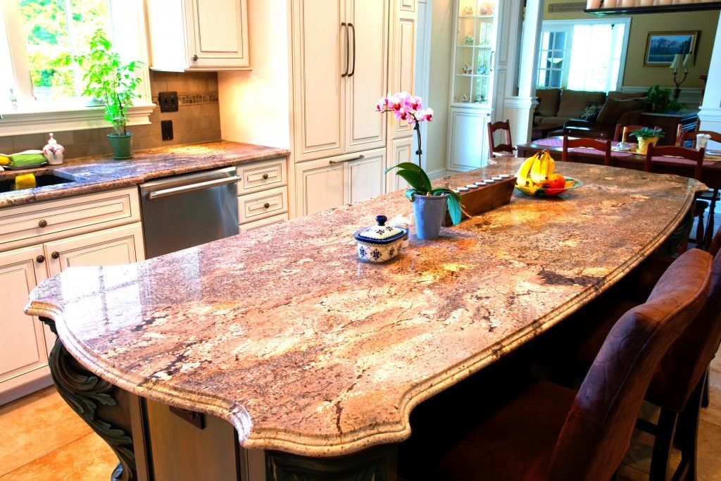 1) Incorporate Natural Stone In Your Kitchen