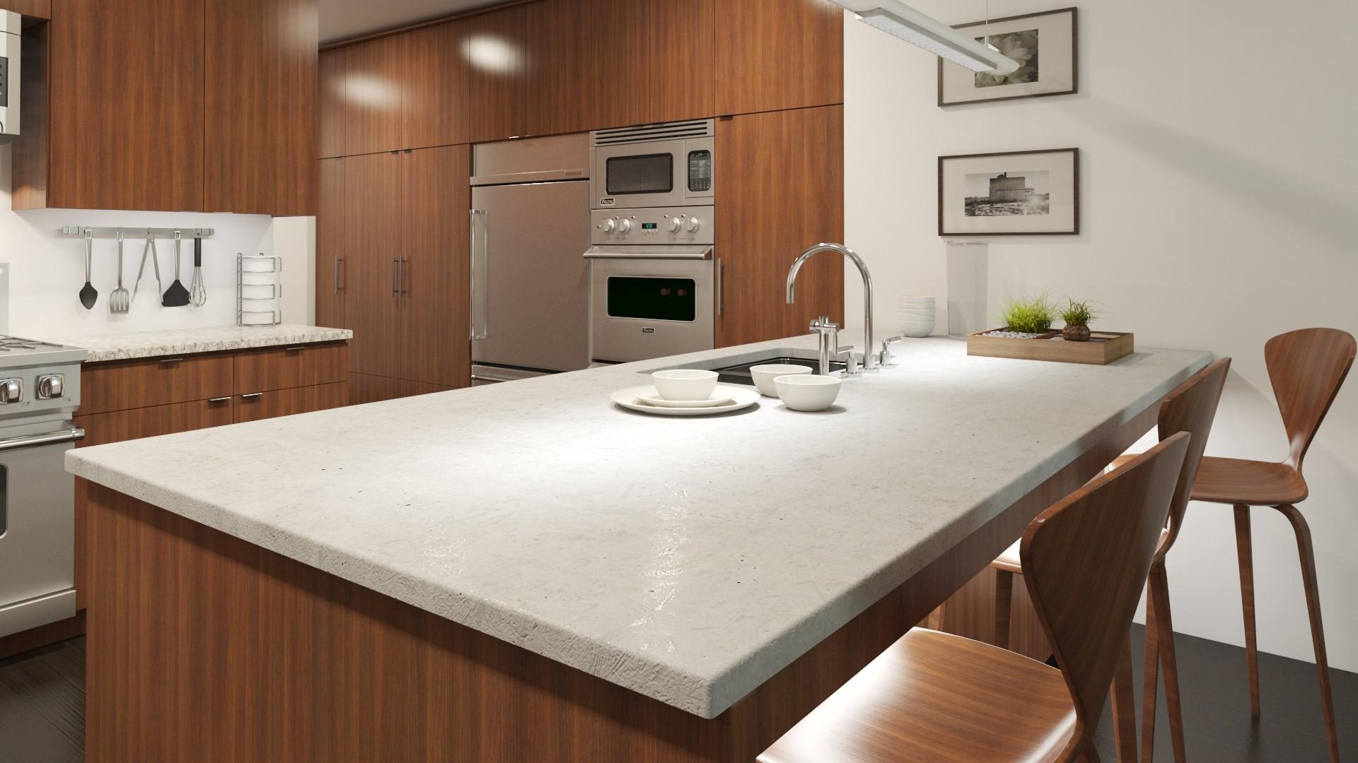 15 favorite kitchen countertop materials. Black Bedroom Furniture Sets. Home Design Ideas