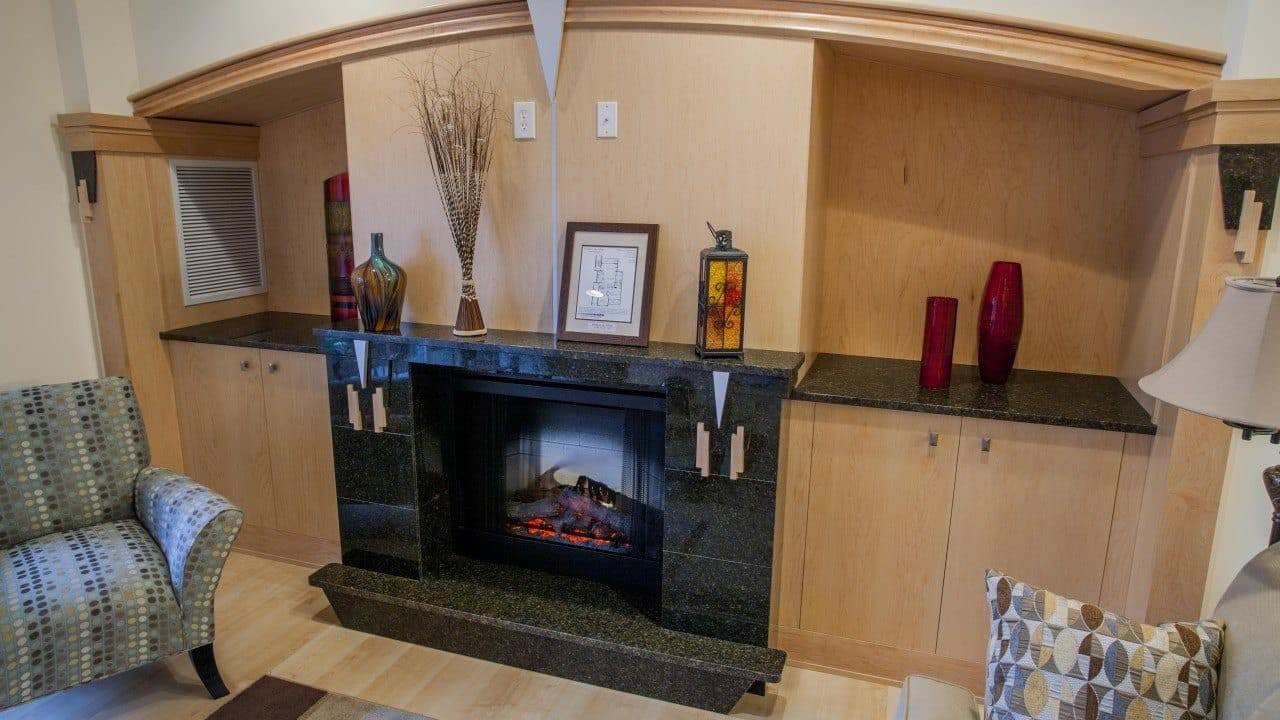 granite fireplace surround why it u0027s the best choice