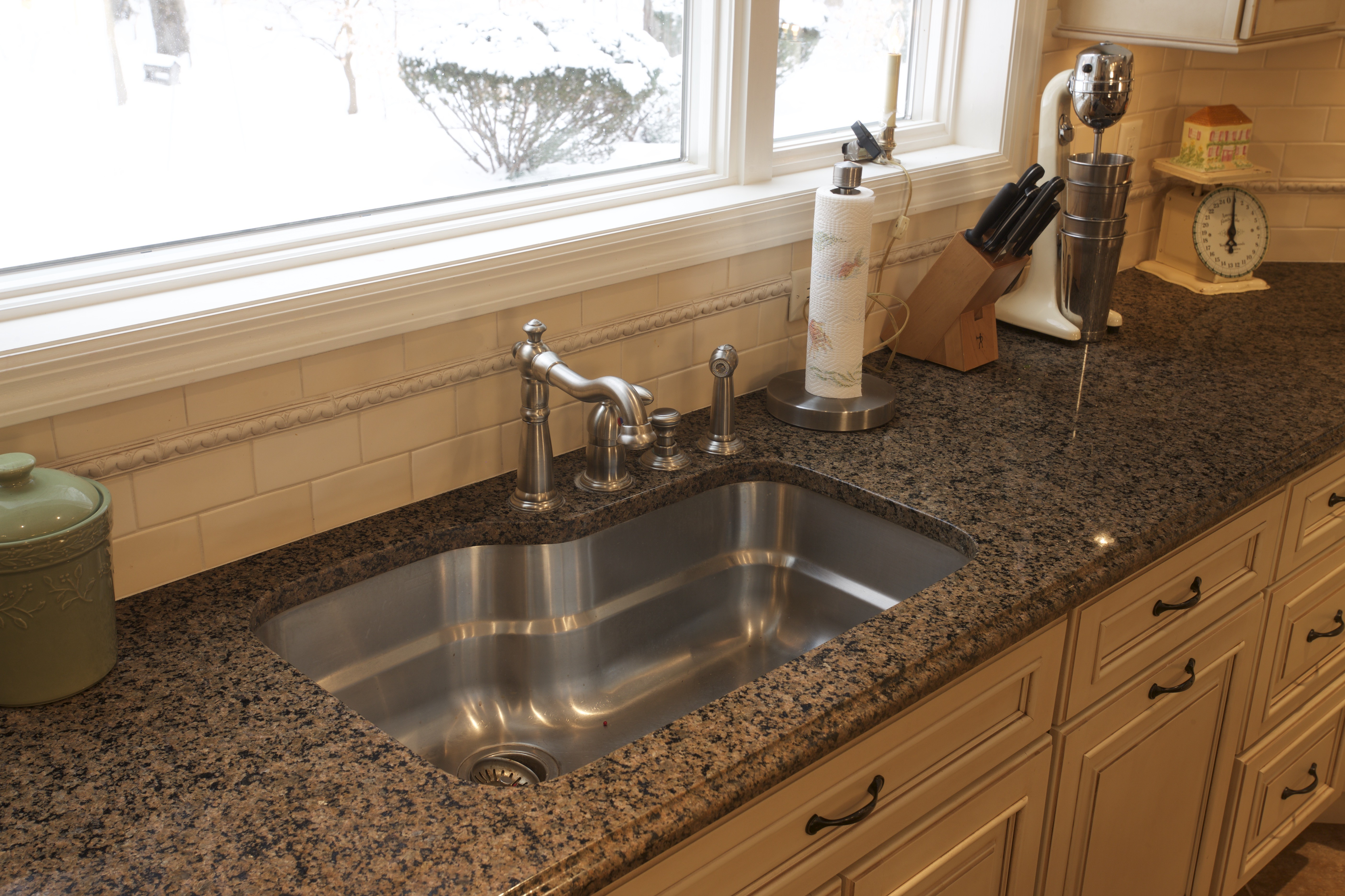 Selecting the right countertop thickness home design tips for How thick is granite
