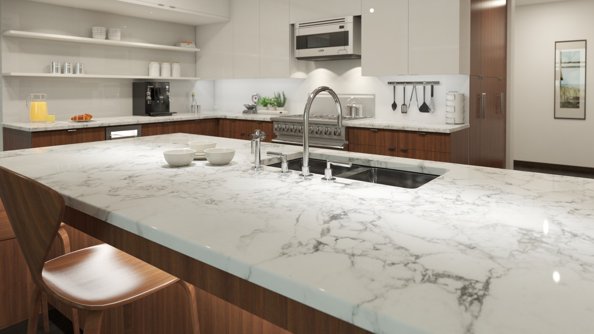15 Favorite Kitchen Countertop Materials Marble Com