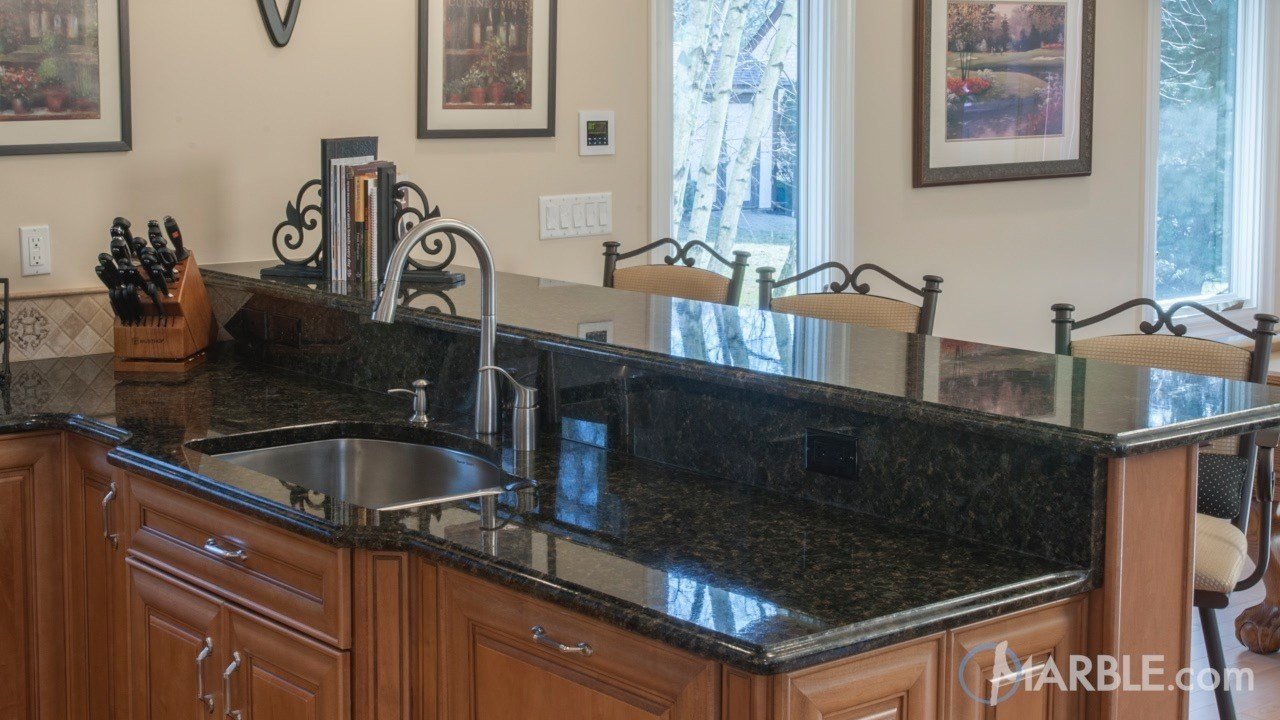 Just Because Uba Tuba Granite Has Become Trendy, Your Kitchen Countertops  Will Not Look Commonplace Or Be Omnipresent By Any Means.
