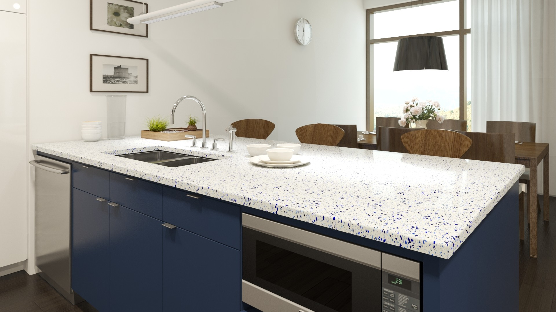 15 Favorite Kitchen Countertop Materials Marblecom