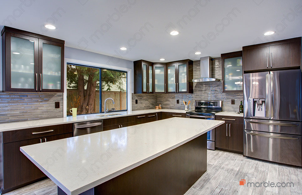 Quartz Island Ideas And Inspiration Marble Com