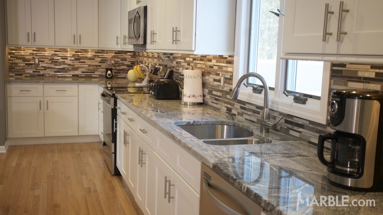 Matching Kitchen Flooring And Countertops