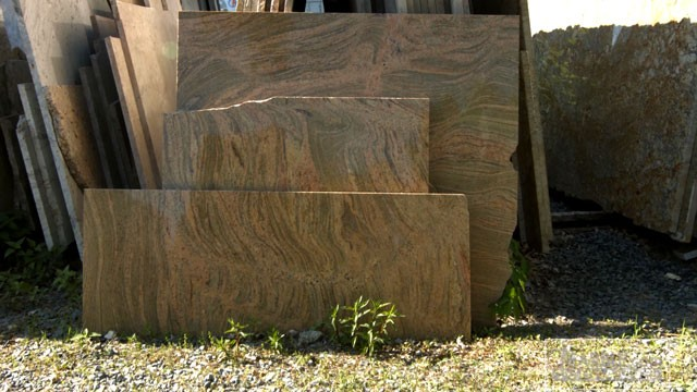 Affordable diy granite marble countertops for Granite remnant cost per square foot