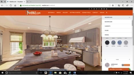 It Is Easy To Start Using This Home Design Tool. Anyone Can Easily Select A  Room That Is Closest To The Layout Of Their Own Kitchen.