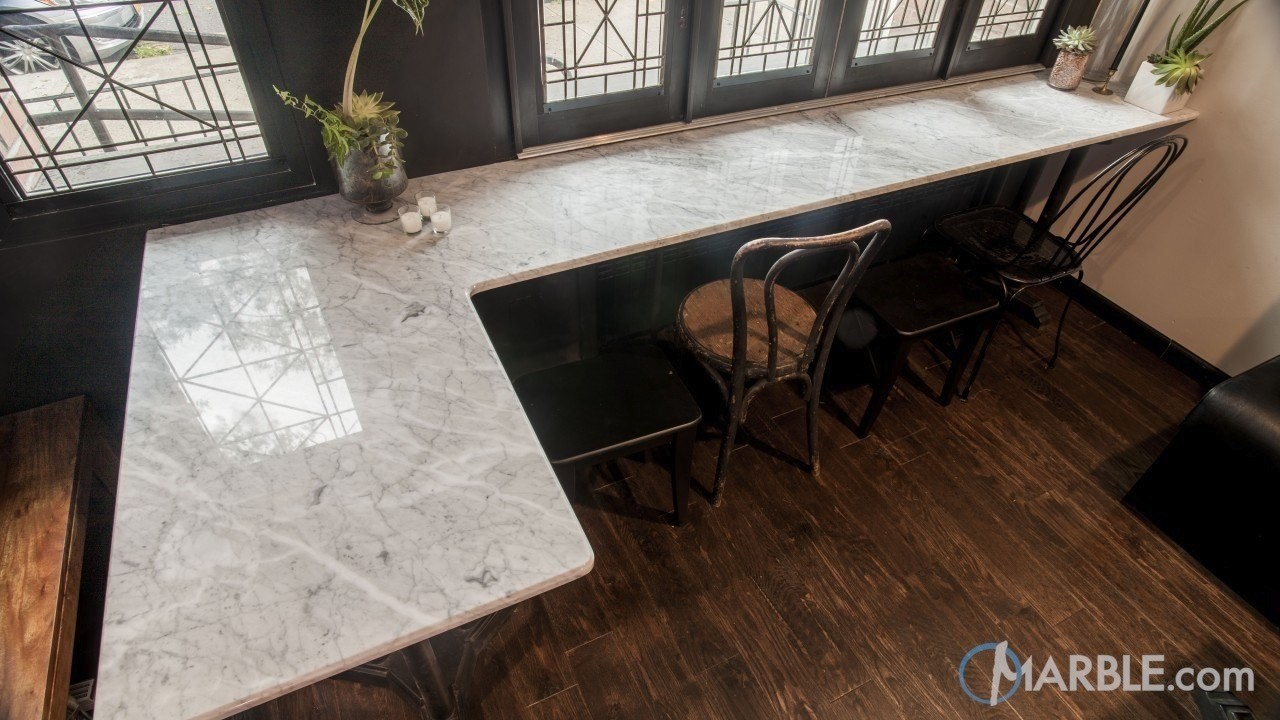 Busting myths about marble countertops for How to care for carrara marble countertops