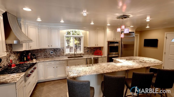 Bianco Antico Granite Kitchen Design Inspiration Spotlight New Backsplash For Bianco Antico Granite Ideas