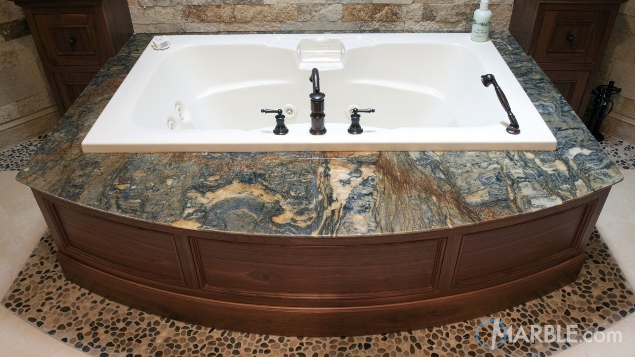 Take Your Hot Tub Surround to the Next Level