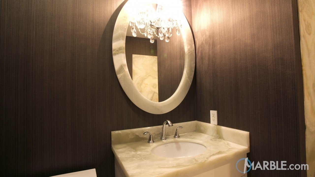 Lighting Designs That Compliment Bathroom Vanities; Tips