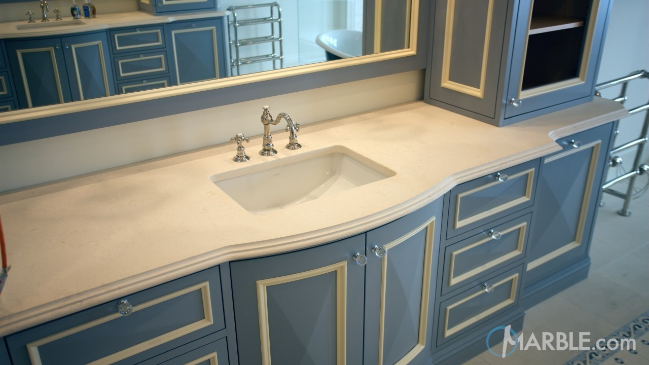 Used Countertops how limestone can be used for much more than countertops