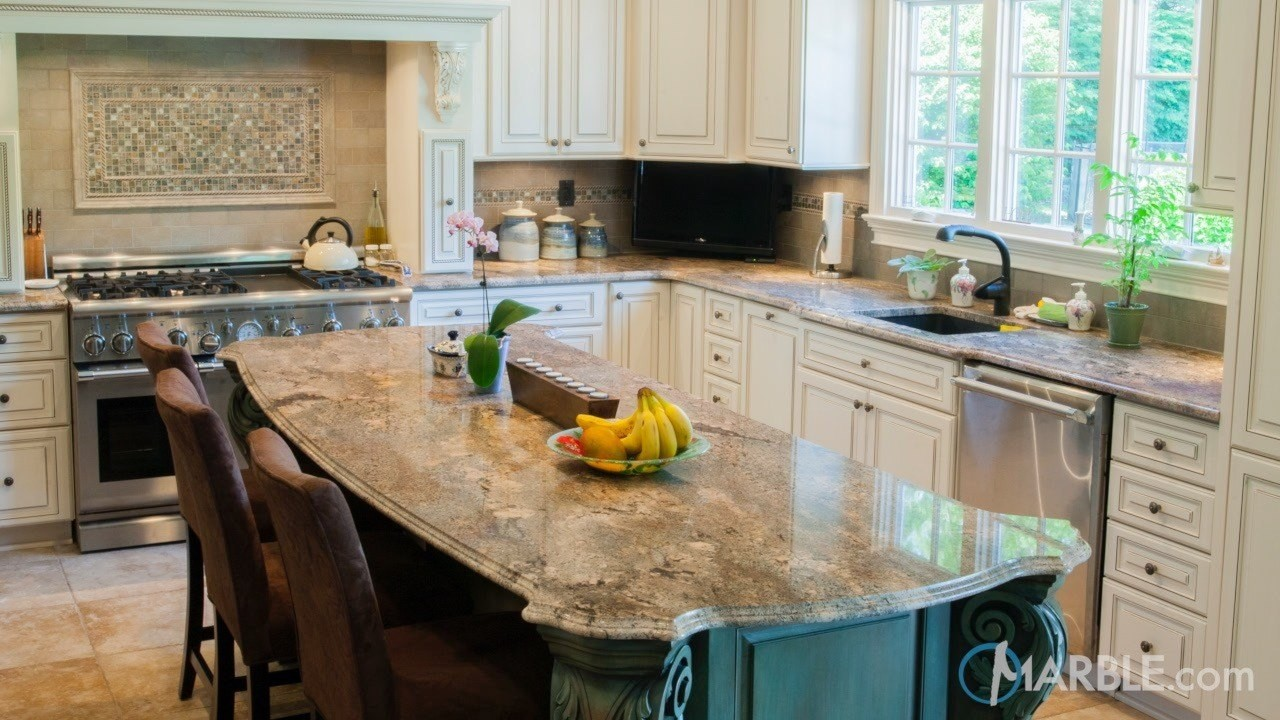 Granite Countertops Must Be Sealed Before Using Them To Prevent Stains, But  A Properly Sealed Granite Countertop Is One Of The Most Durable And  Beautiful ...