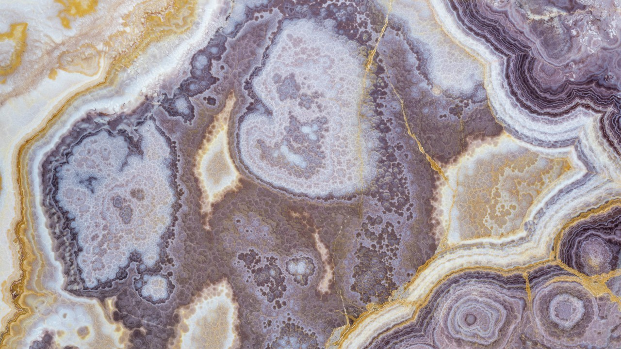 Purple Onyx Slabs : Onyx and gemstone unique countertop stones