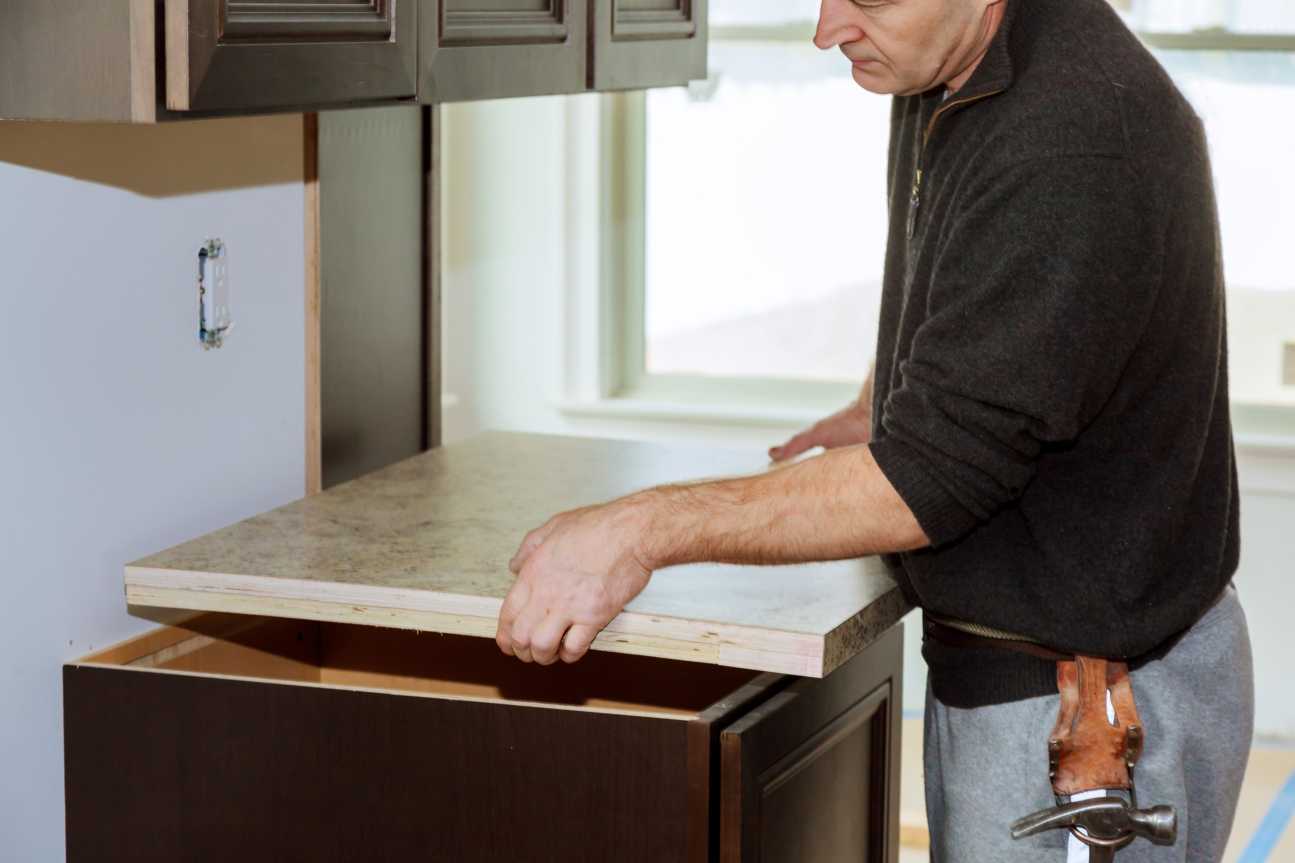 If You Re Upgrading Laminate Surfaces Or Adding Solid Surface Countertops To Your Home These Are Certainly Well Within The Skillset Of Most People