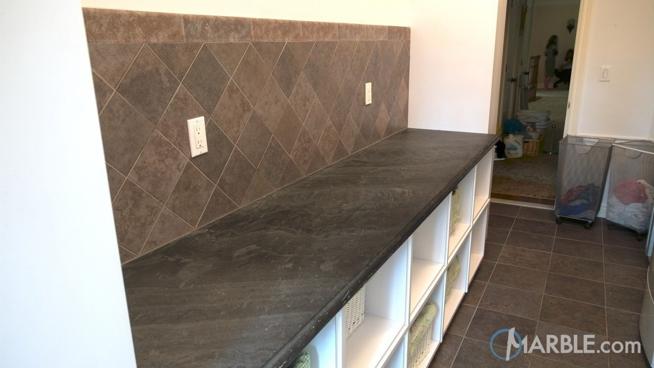 If You Were Dropping Pans And Pots On The Stone, It Might Chip It. Granite  Requires More Maintenance But Is Very Durable.