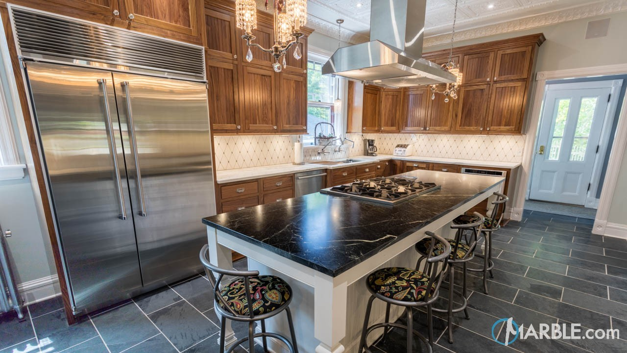 Genial Barroca Soapstone Kitchen Countertops