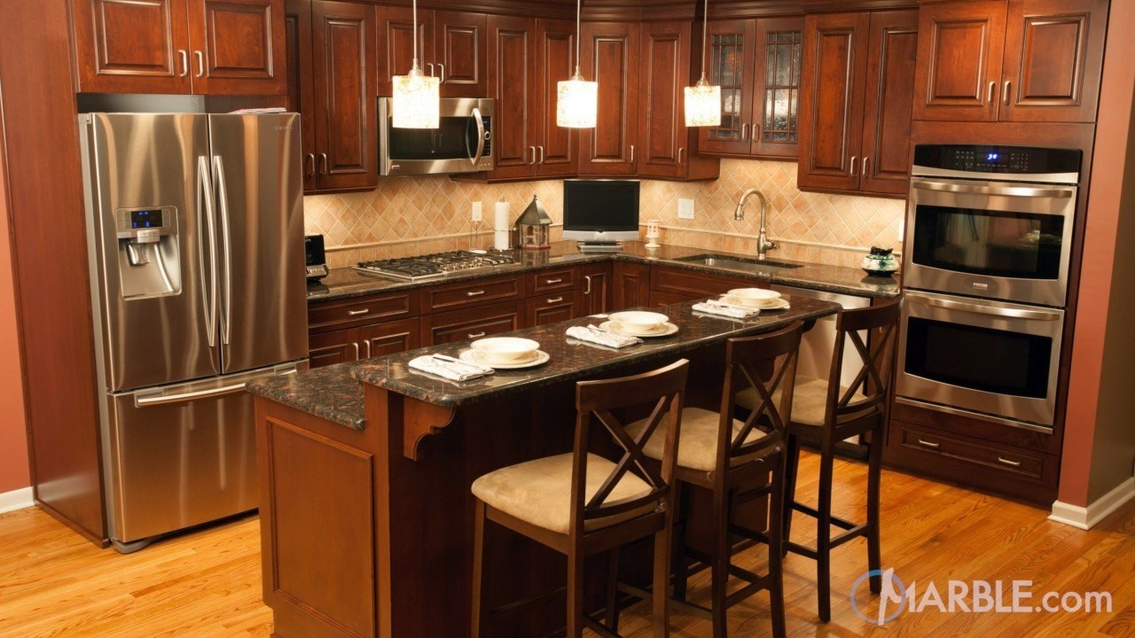 Kitchen work zones design tips and tricks home design for Kitchen design zones