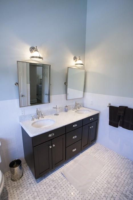 His Her Vanity Tops Bathroom Design