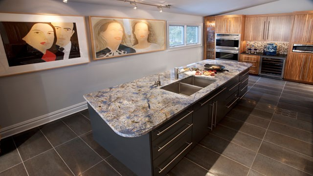 Veins and speckles in your stone countertops why and how for 3 4 inch granite countertops
