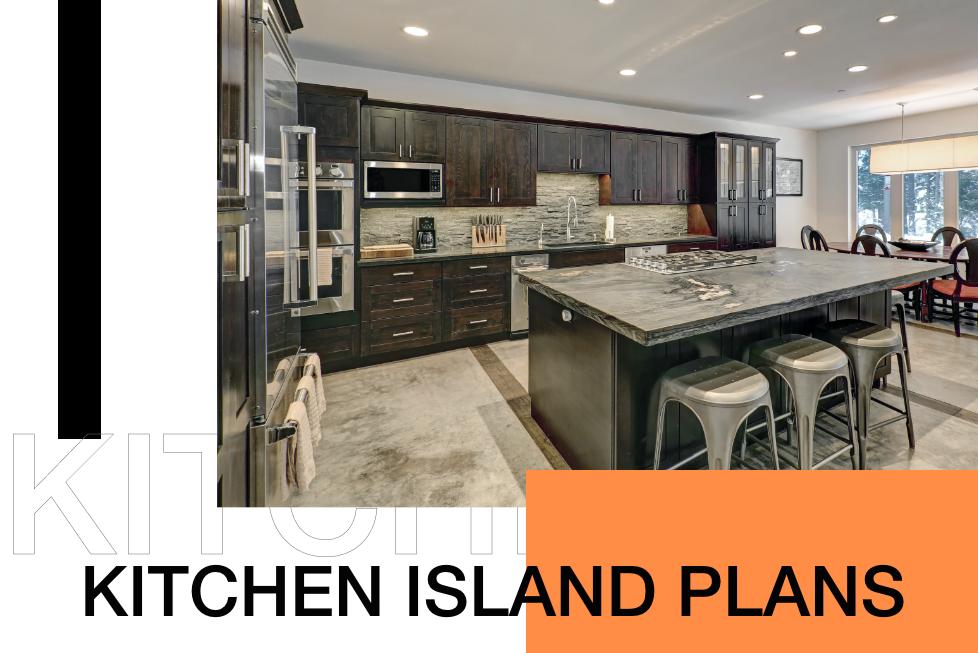 Best Kitchen Island Plans In 2021 Marble Com