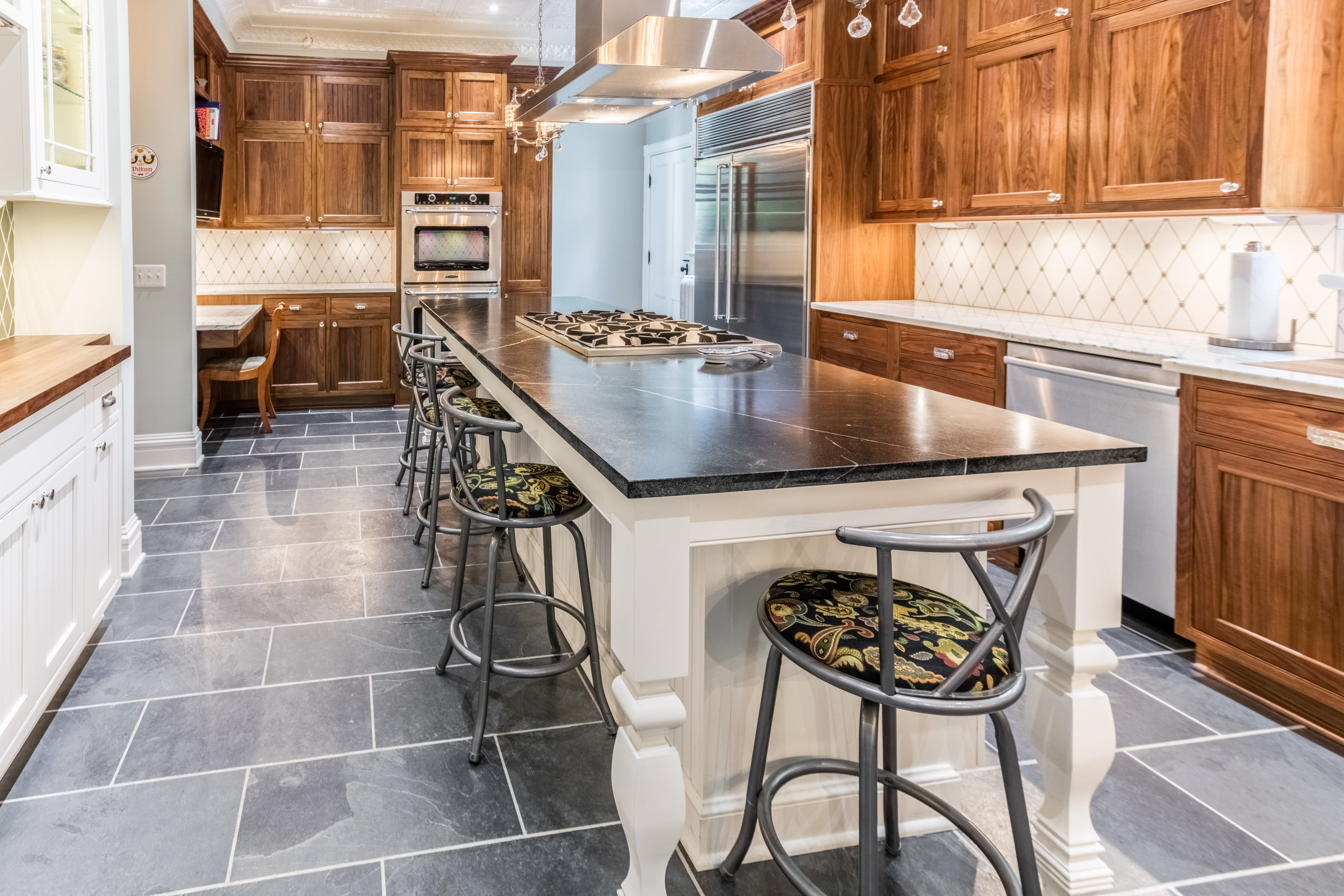 5 Great Uses For Natural Stone Tiles