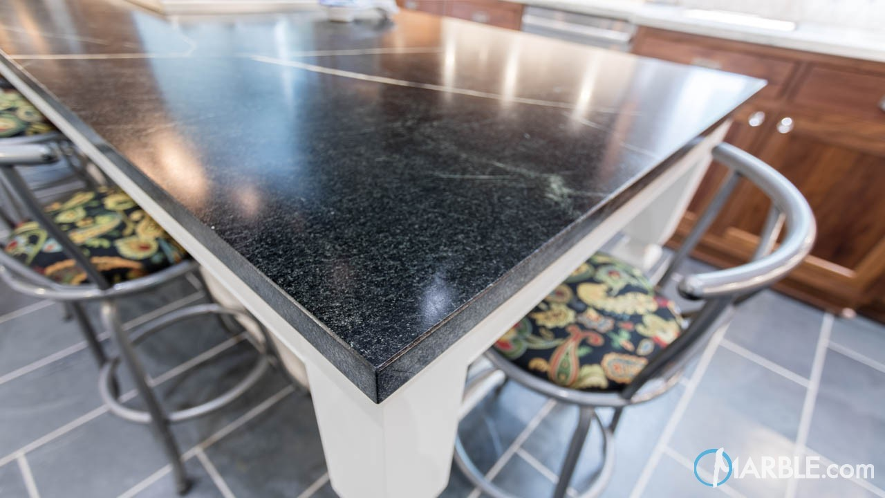 Attirant Homeowners Often Choose To Darken Their Soapstone Countertops And Bathroom  Vanity Tops By Applying Either Wax Or Oil. This Article Will Discuss The ...