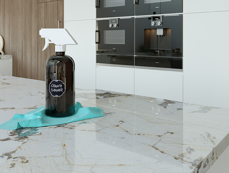 How to Make Granite Shine: What Steps Can You Take? image
