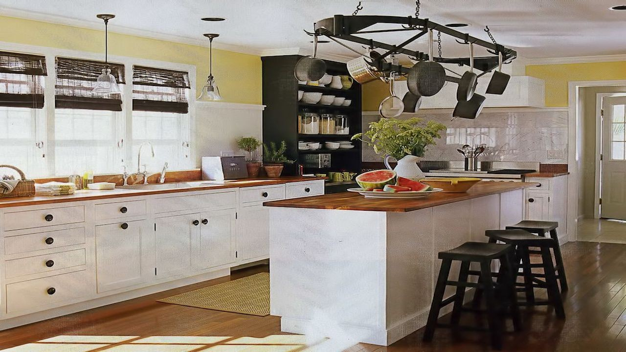 top farmhouse style kitchen ideas; design inspiration