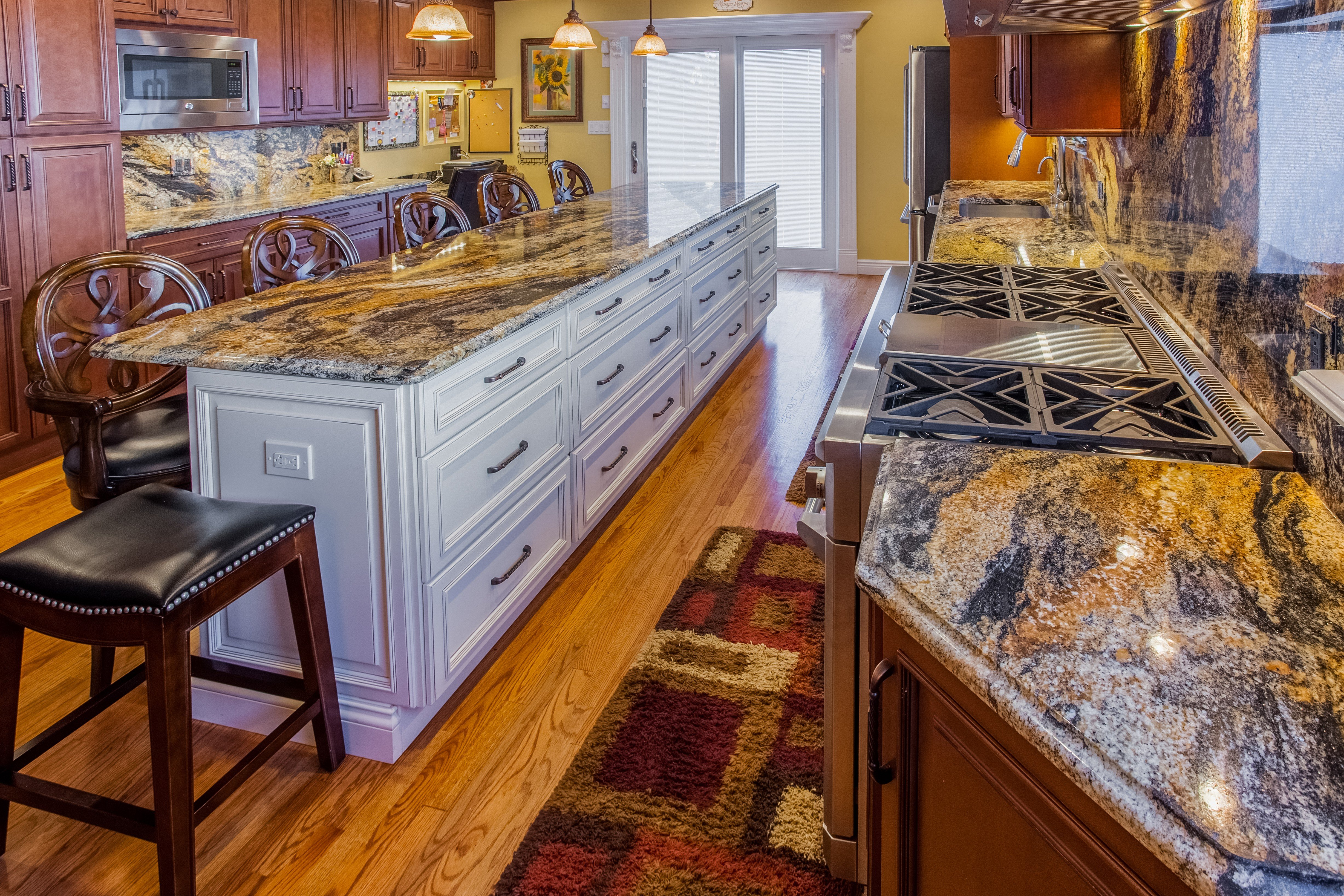 Natural Stone Countertops : Natural stone countertops and quartz guide