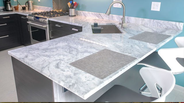 Design Ideas: Granite Countertop Colors for Small Kitchens