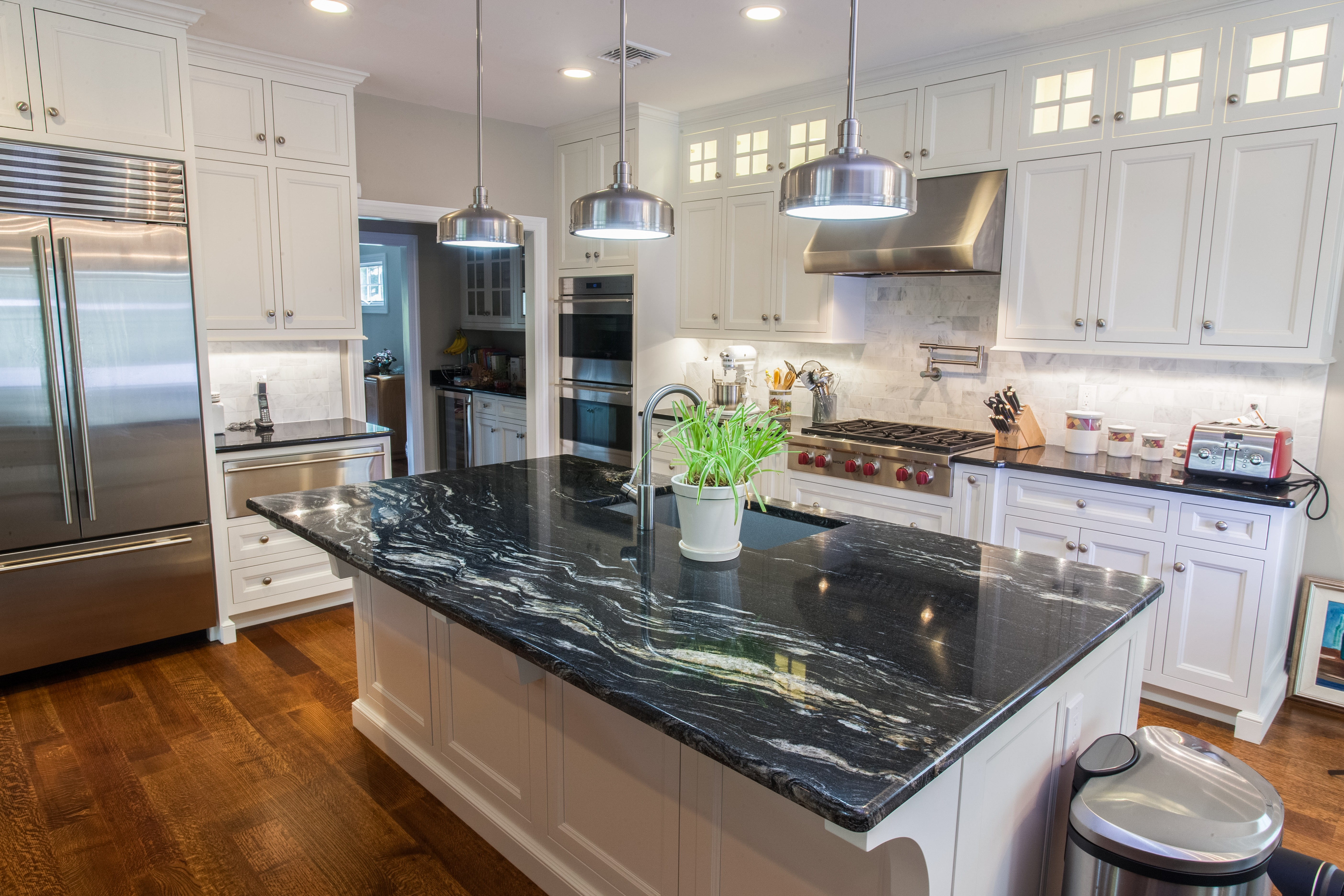 Replace Countertops Or Paint Cabinets First