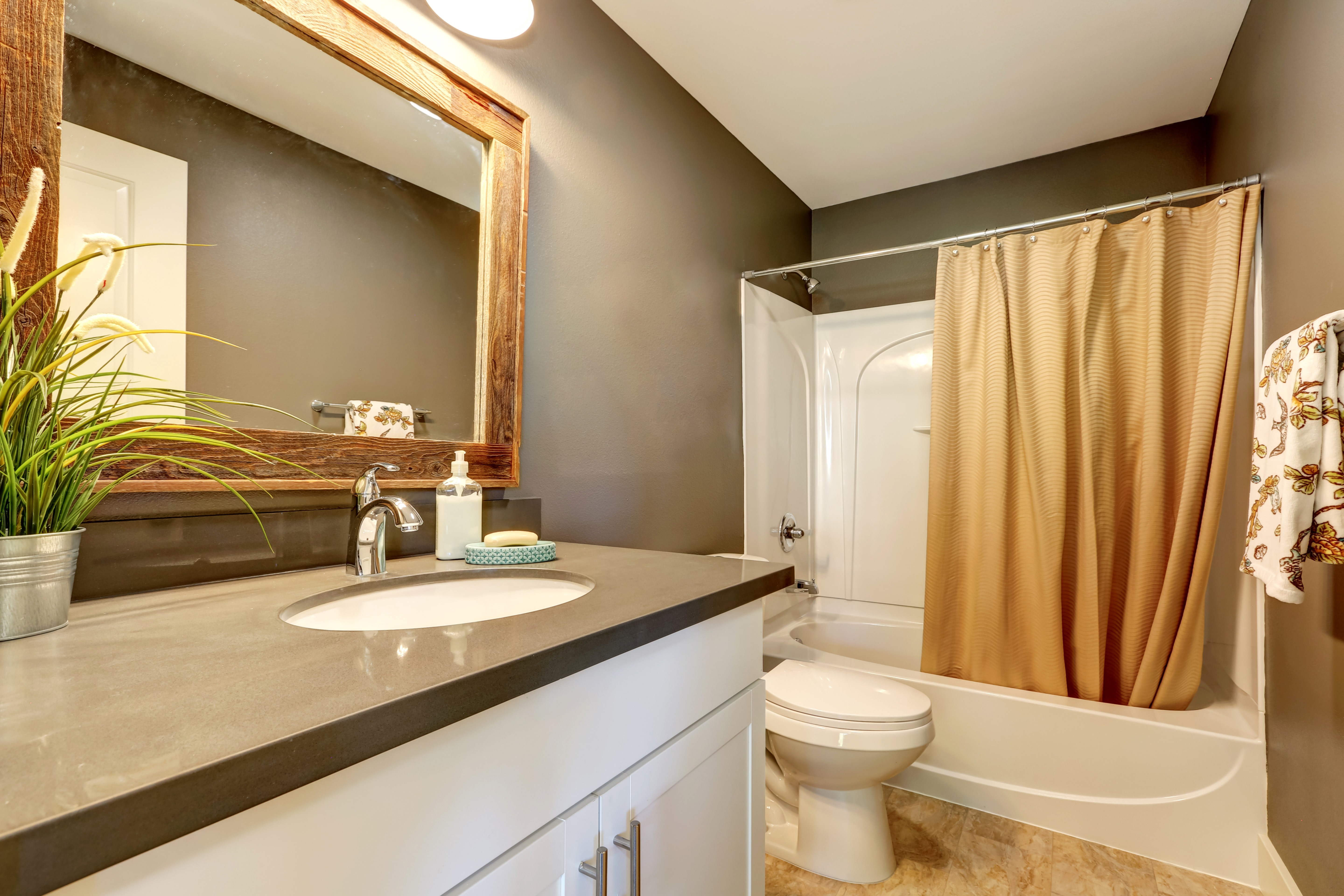 Affordable Bathroom Upgrades For New Homeowners