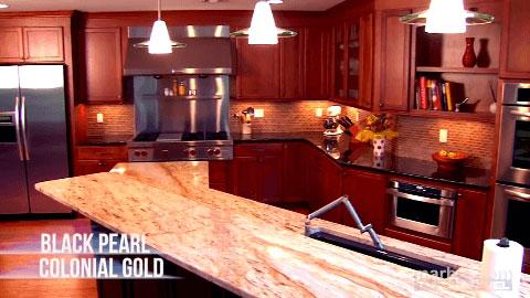 Interior Design Ideas For Kitchens Part 3   Marble.com TV Channel   Design  Concepts