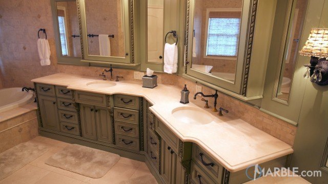Bathroom Galleries and Countertop Design Ideas.