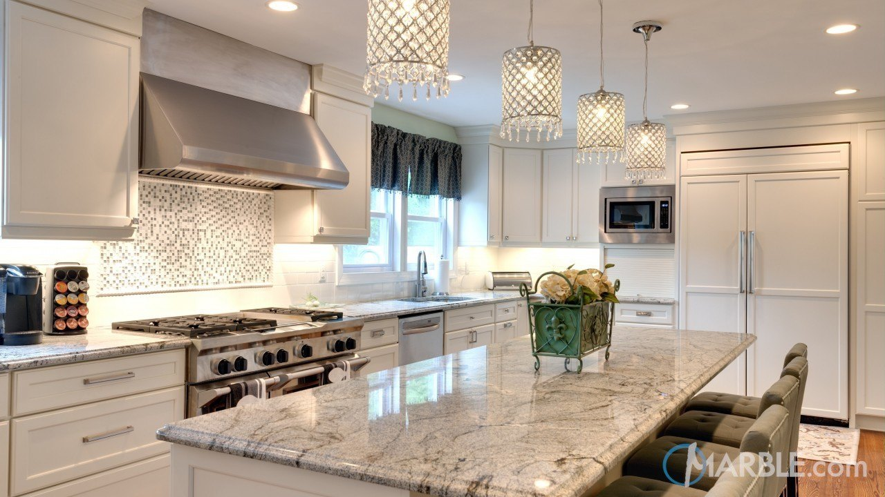 Ihabella Kitchen Granite Countertop