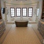 Jerusalem White Limestone Bath Room Vanity Top | Marble.com