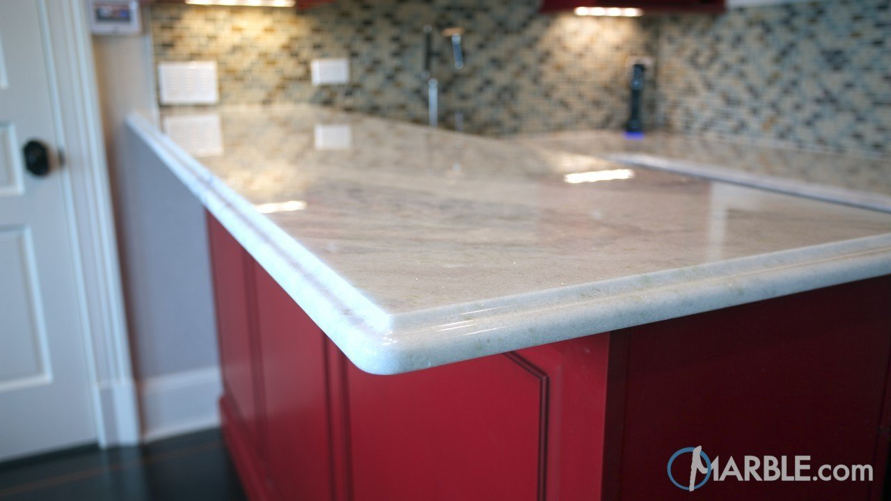 Marmo Blue Bar Onyx Countertop | Marble.com