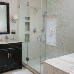 Silver Travertine Bathroom Vanitys | Marble.com