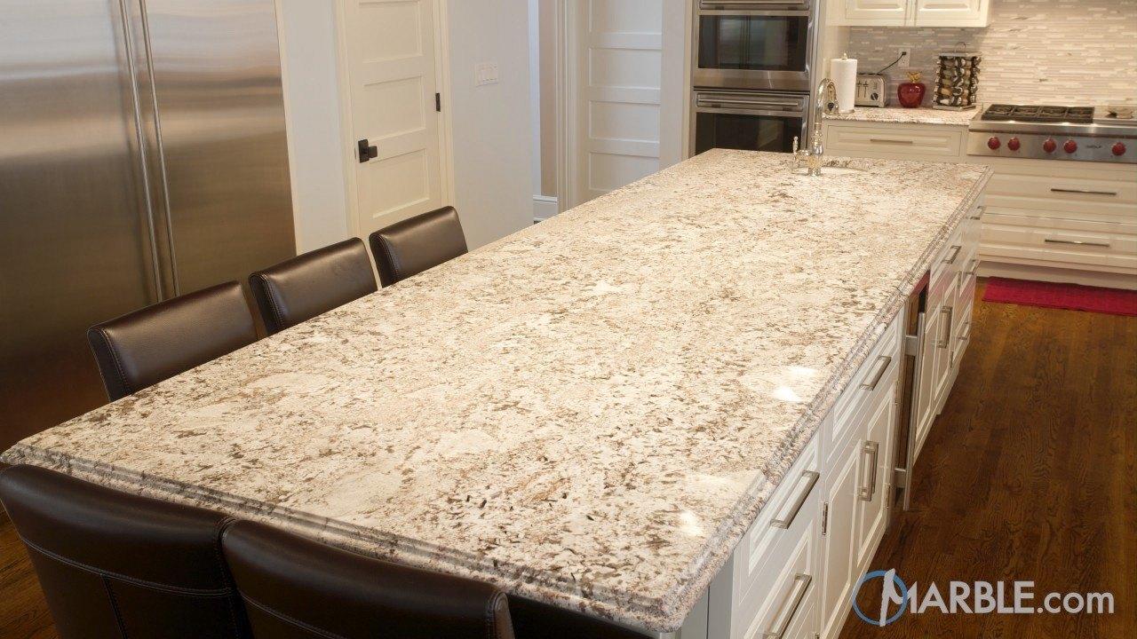 Bianco Antico Kitchen Granite Counters | Marble.com