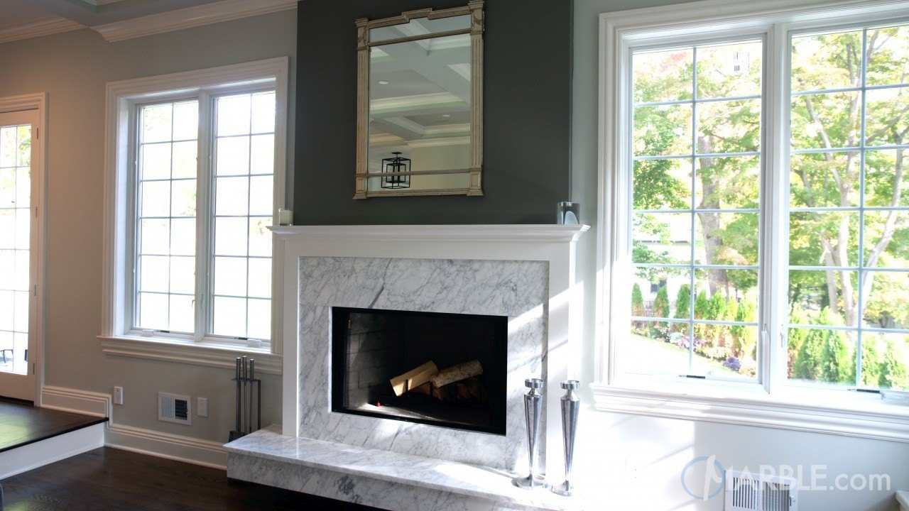 fireplace mantel galleries and countertop design ideas