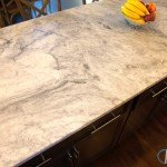 Super White Quartzite Kitchen Countertops | Marble.com