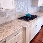 Snow White Granite Kitchen Countertops  | Marble.com