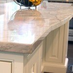 Super White Quartzite Kitchen Counters    Marble.com