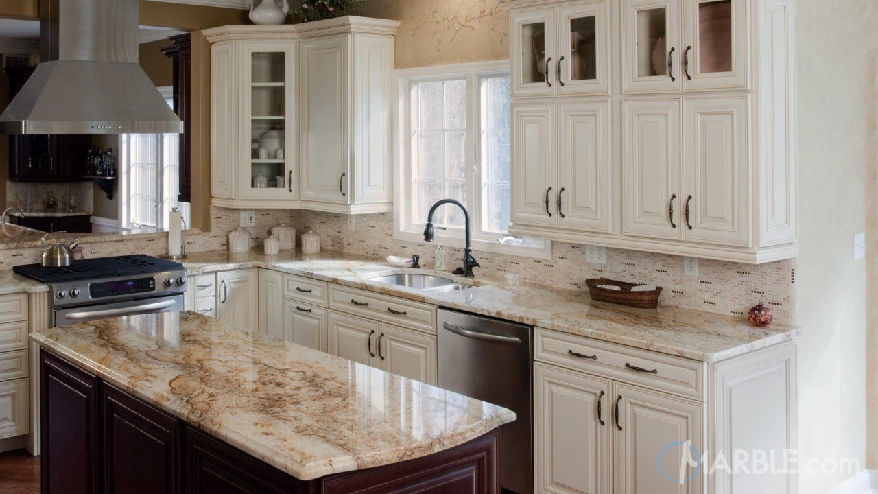 Atlantis Granite Kitchen Countertops | Marble.com