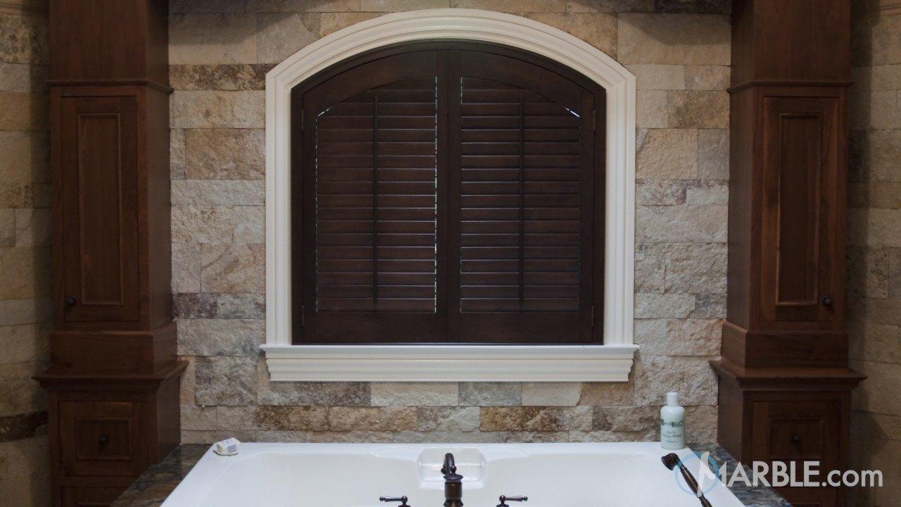 Blue Fire Bathroom Granite Counterops | Marble.com