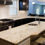 Colonial Gold Granite Kitchen | Marble.com
