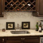 Colonial Gold Granite Wine Bar | Marble.com