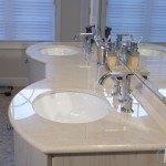 Crema Marfil Marble Bathroom | Marble.com