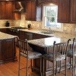 Giallo Napole Granite Kitchen Countertops | Marble.com